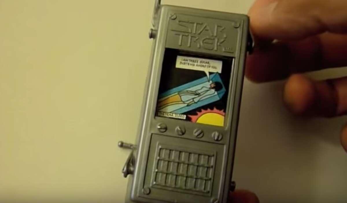 1979-81: Star Trek Memorabilia: