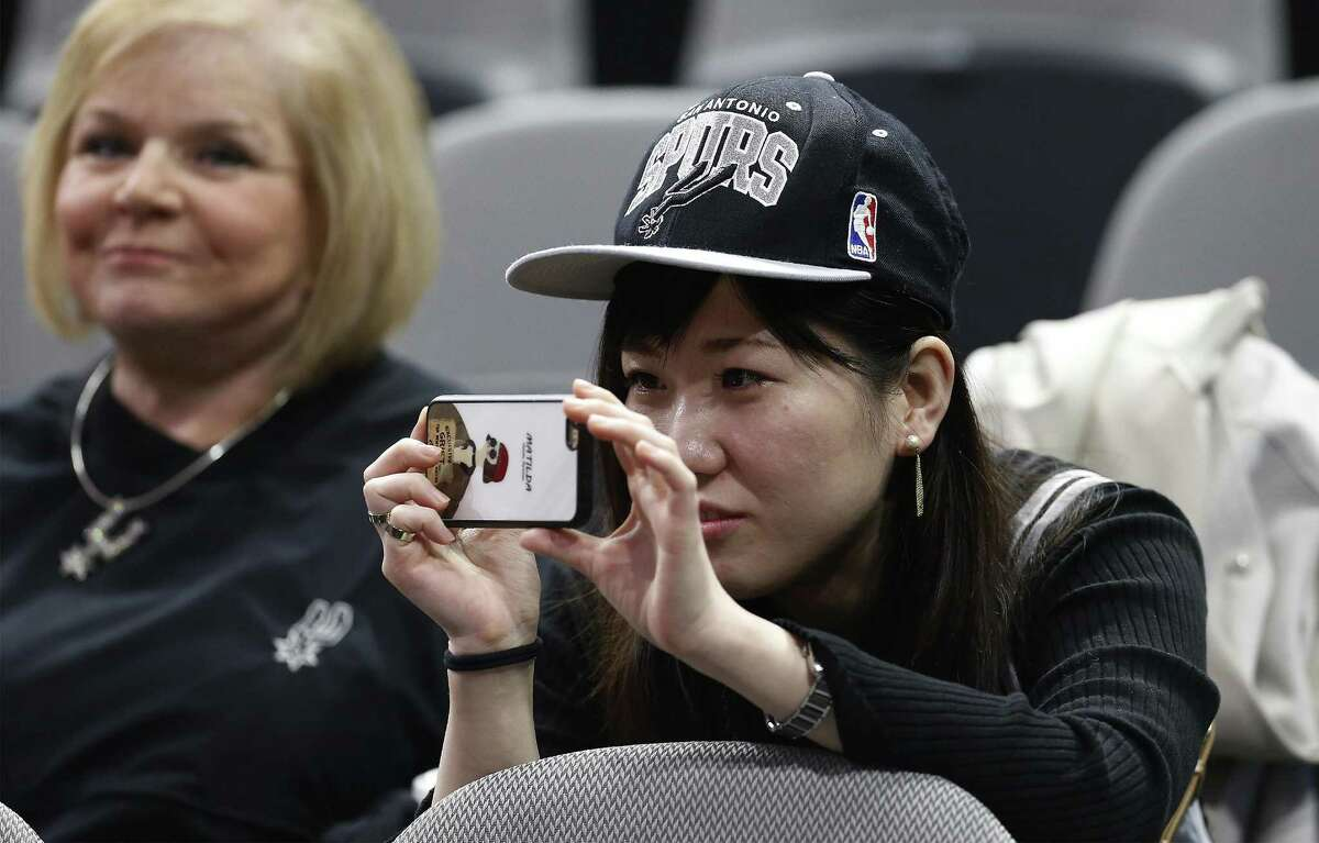 Can fans expect any additional perks through their SpurScriptions? Subscribers can upgrade to seats through the Spurs Mobile App when spots are available.