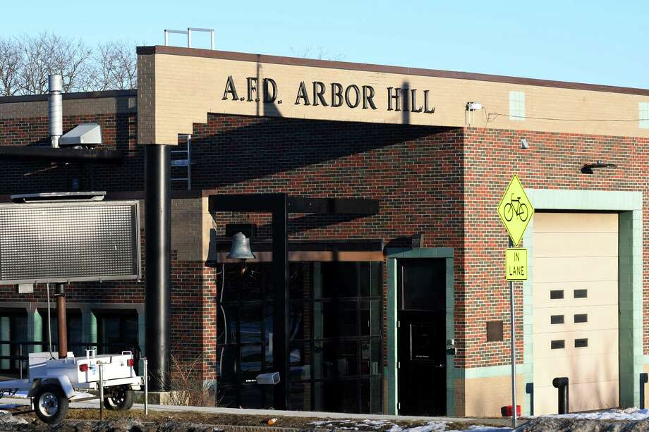 Exterior of the Arbor Hill Firehouse on Monday, Feb. 20, 2017, on Manning Blvd. in Albany, N.Y. The on-duty firefighter who accidentally shot himself in the hand at the firehouse on Feb. 10 will not be criminally charged, city police said Monday. (Will Waldron/Times Union) Photo: Will Waldron