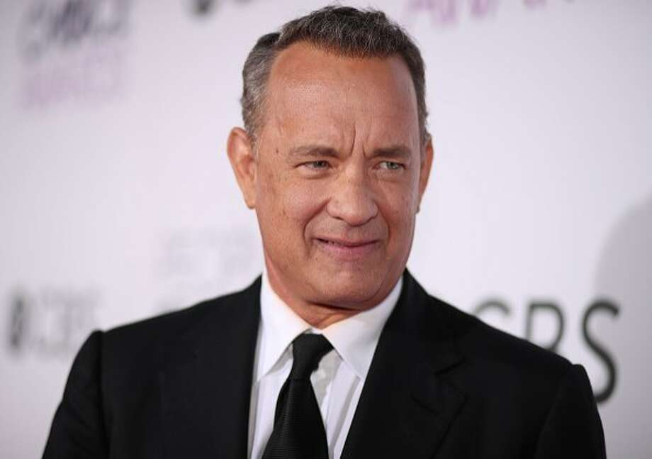 Tom Hanks at the People's Choice Awards on Jan. 18 in Los Angeles. Photo: Getty Images / People's Choice Awards