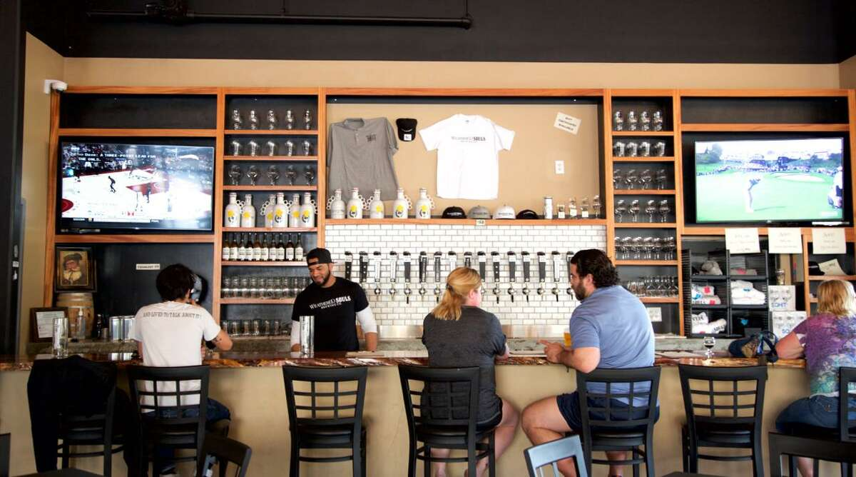 Weathered Souls Brewing Co., which is located at 606 Embassy Oaks, is expanding business hours beginning Wednesday, and adding lunch service on Wednesdays through Saturdays.