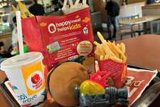 Admit it: There's a good chance you ordered a Happy Meal just to get the toy.