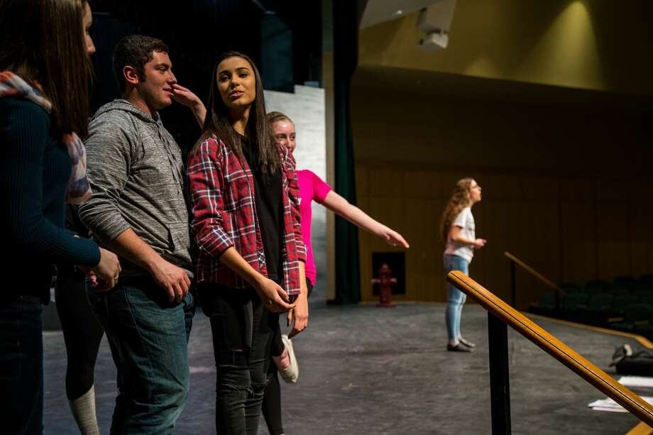 "Schalmont High School's ""West Side Story"" Photo: Michael Schaefer"