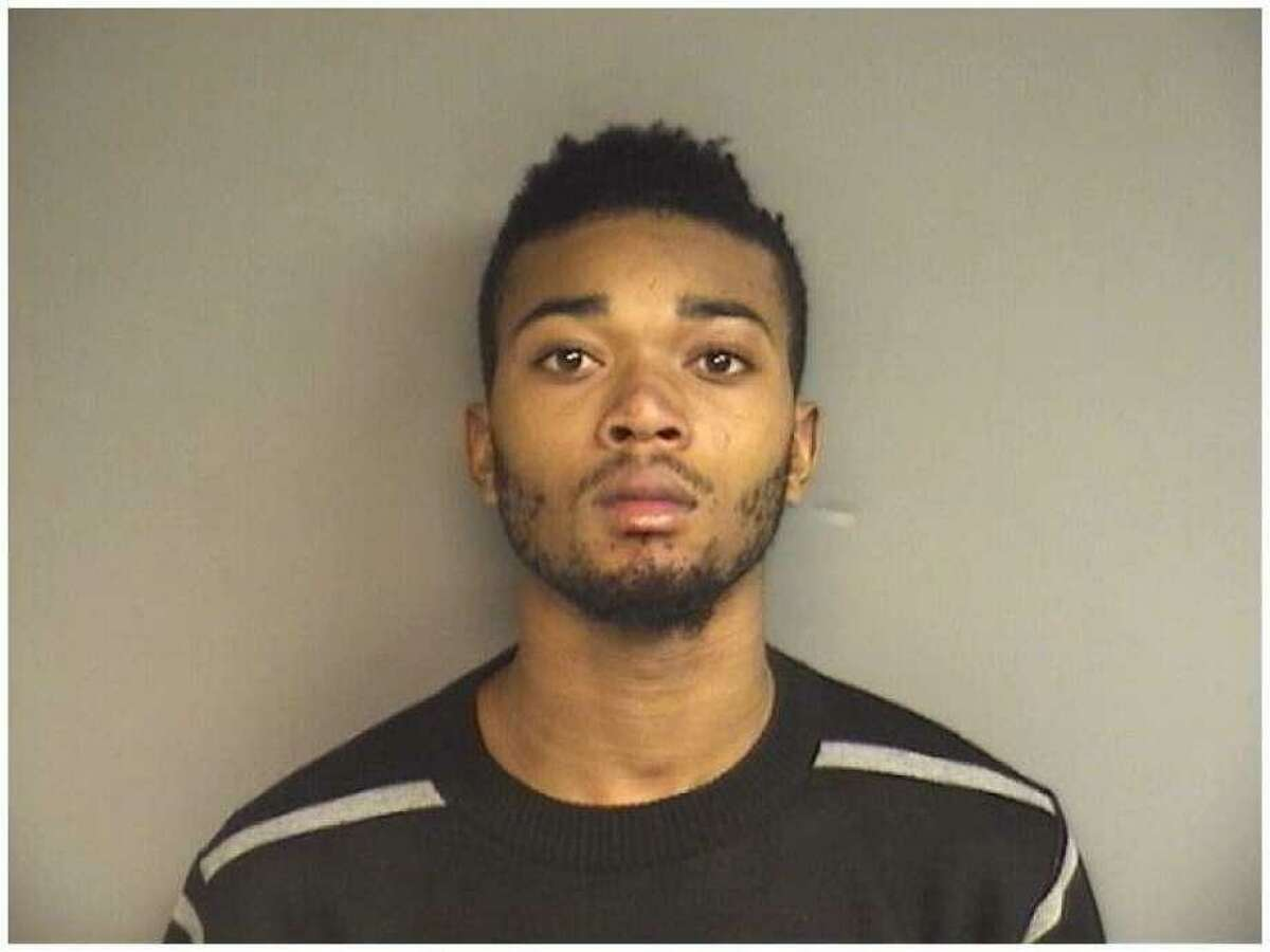 Jeremy Middleton, 18, of Stamford, was charged Tuesday with setting fire to a car that was carjacked from Bridgeport in January.