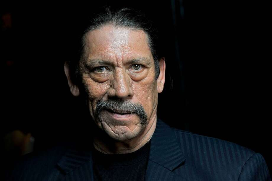 Danny Trejo, who's known for his tough guy mug and killer roles, will reveal a different, caring and rather heroic side when he opens up about overcoming addiction and its consequences -- such as prison -- in hopes of inspiring others to be their best selves at a talk at San Antonio's Alpha Home. Photo: Courtesy Alpha Home