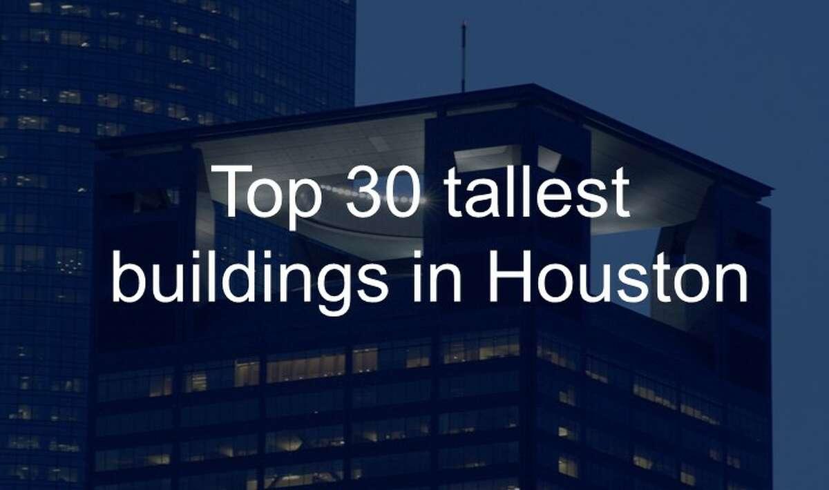 Top 30 tallest buildings in Houston