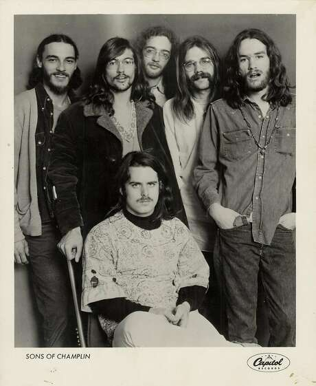 The Sons of Champlin. Photo: The Joel Selvin Collection