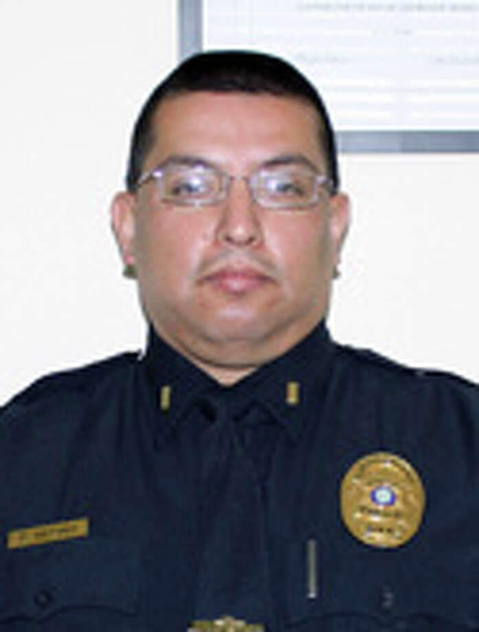 Laredo ISD Police Lt. David Medina was fatally shot Tuesday, Feb. 21, 2017 at the law enforcement firing range off U.S. 59. Photo: Courtesy, Laredo ISD