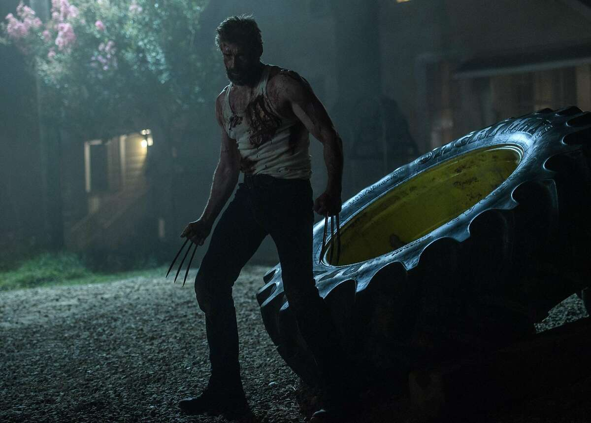 I'm tired Hugh Jackman is back in the claws one last time (supposedly) in