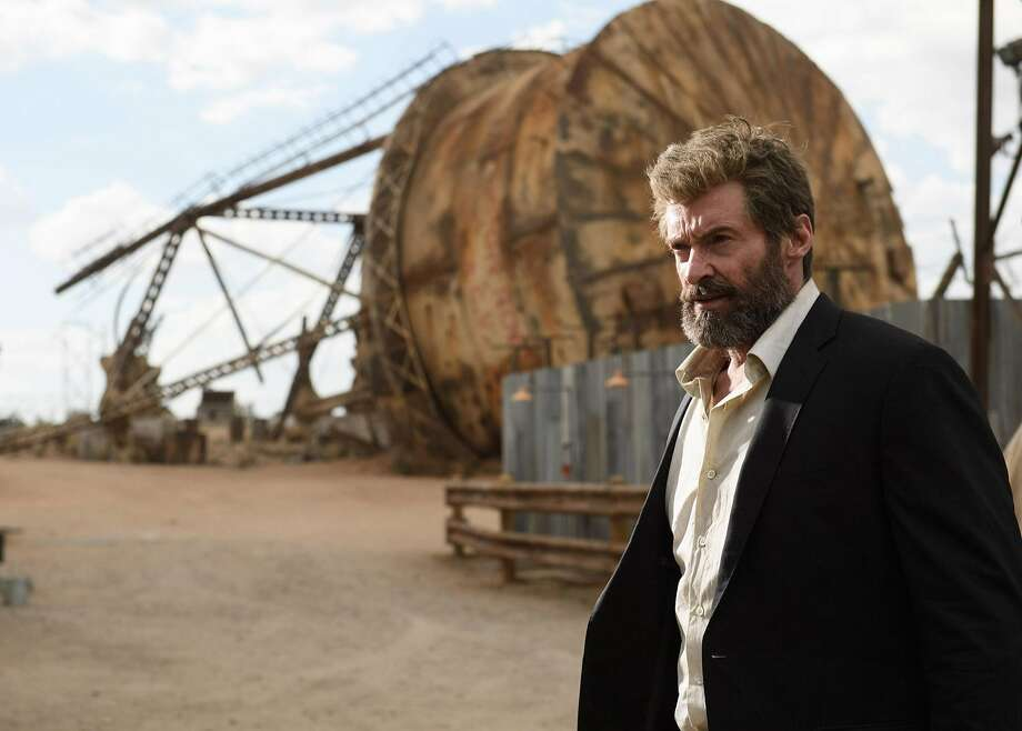 "I'm too old for this snikt Hugh Jackman is back in the claws one last time (supposedly) in ""Logan,"" based on the ""Old Man Logan"" storyline from the comics. His portrayal is beloved, even though it has diverged seriously from the published version. ""Logan"" opens March 3.  Photo by Ben Rothstein / Courtesy Twentieth Century Fox Film Corporation Photo: Ben Rothstein / Courtesy Twentieth Century Fox Film Corporation"