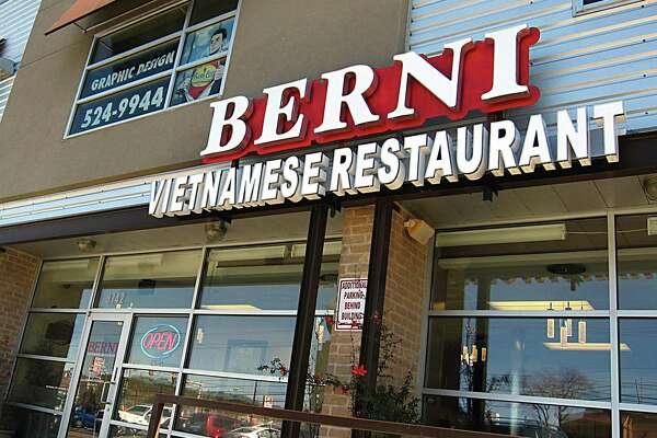 Berni Is The Critics Choice For S A S Best Vietnamese