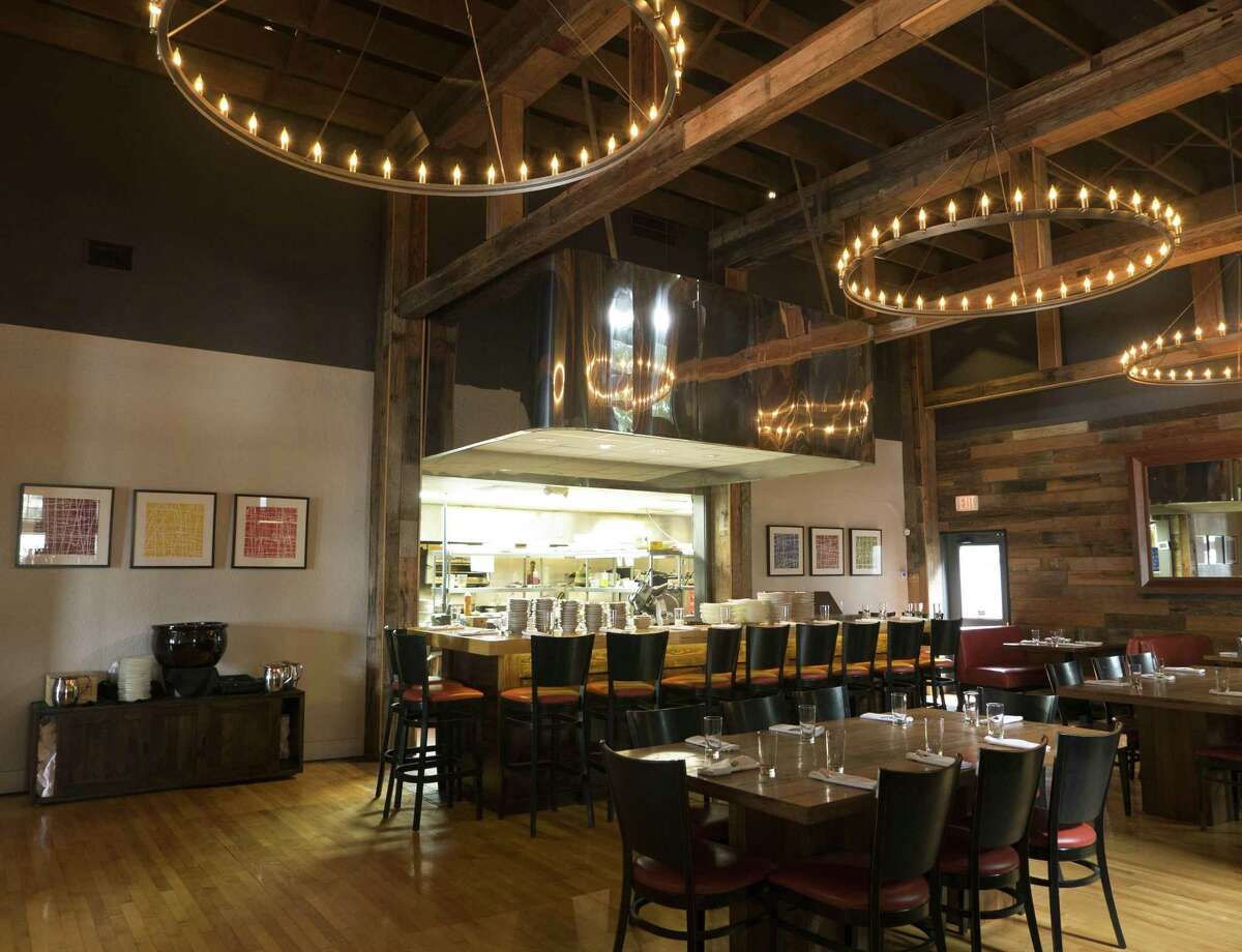 Tre Enoteca, 555 W. Bitters Ave., offers Italian-inspired dishes and other fun bites in a stylish and sophisticated atmosphere. July 31, 2015.