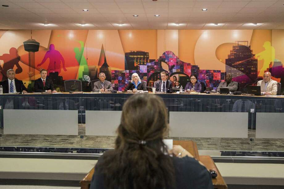 The Editorial Board urges a return of incumbents in San Antonio Independent School Board elections. Superintendent Pedro Martinez needs consistent support for his innovations if the district is to improve. Photo: Ray Whitehouse /for The San Antonio Express-News