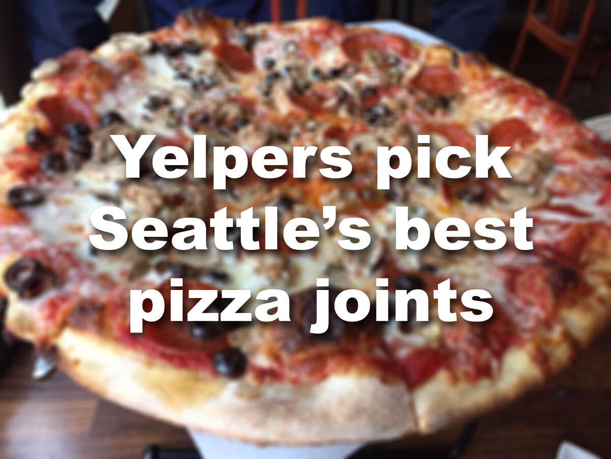 Yelp data crunchers culled their reviews and data to come up with critics' favorite pizza parlors in Seattle. We may take guff for not being Chicago or New York, but eaters say these places are legit. Some surprising choices make an appearance.