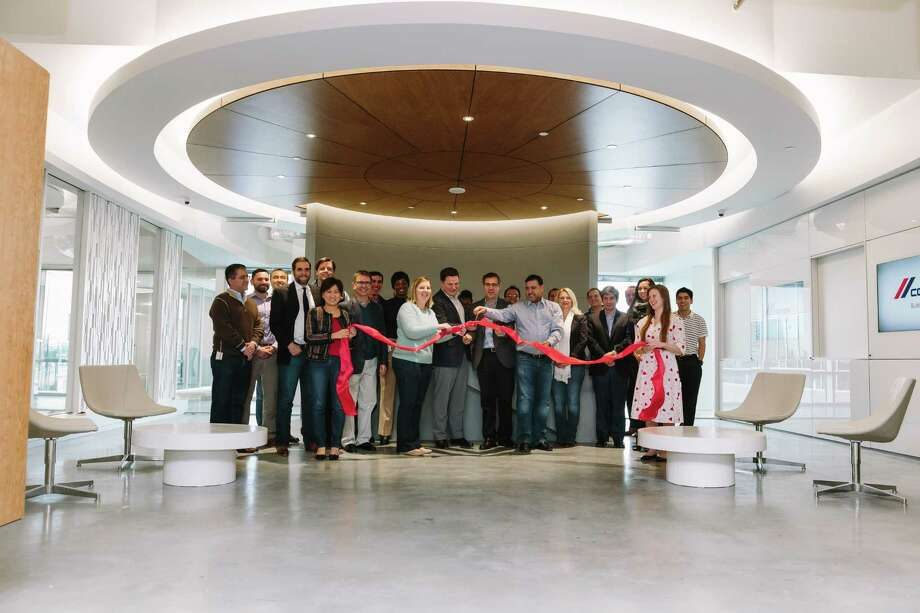 CEMEX USA opened its new headquarters located at 10100 Katy Freeway in Memorial City in west Houston. Photo: Submitted