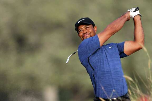 Tiger Woods struggled in two events this year before back problems have put his comeback on hold.