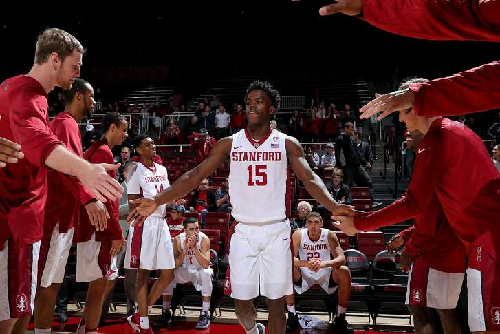 STANFORD, CA - November 15, 2016: Stanford wins its home opener, 96-69 over Cal State Northridge at Maples Pavilion.