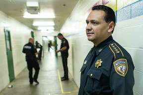 Sheriff Ed Gonzalez says jail overcrowding has forced him to deploy ICE-trained deputies elsewhere.