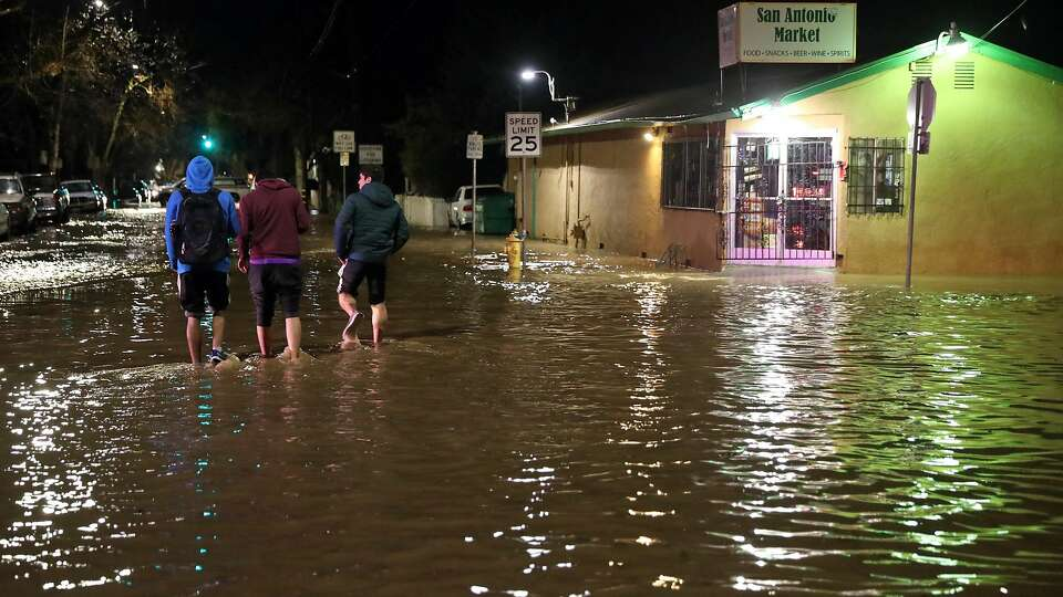 Floods: Lessons from San Jose