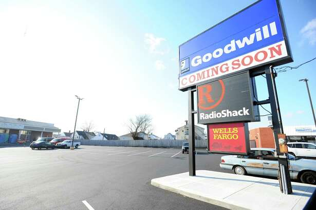 Stamford's second Goodwill will be located at 587 Elm St. Photographed in Stamford, Conn. on Wednesday, Dec. 14, 2016.