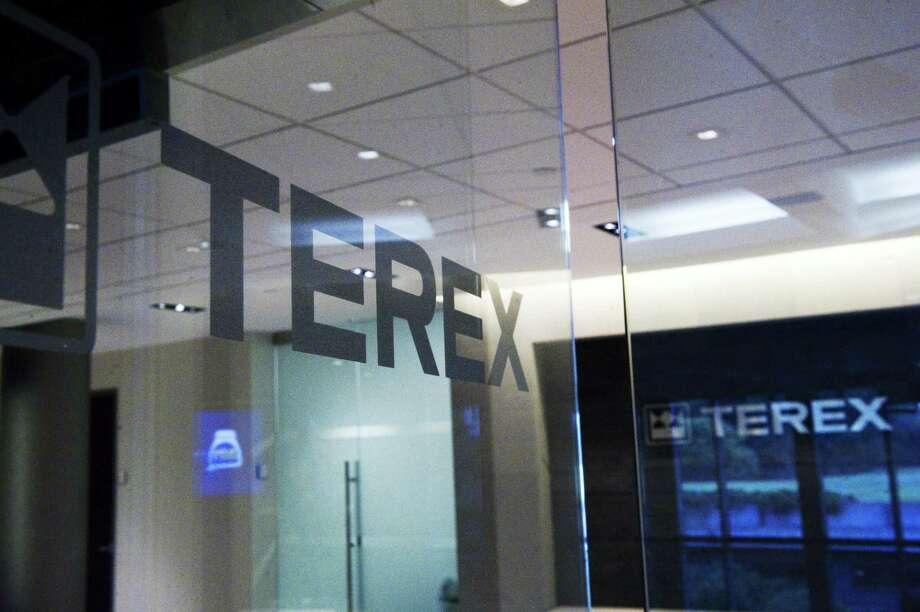 Terex headquarters in Westport, Conn. Photo: Keelin Daly / ST / Stamford Advocate