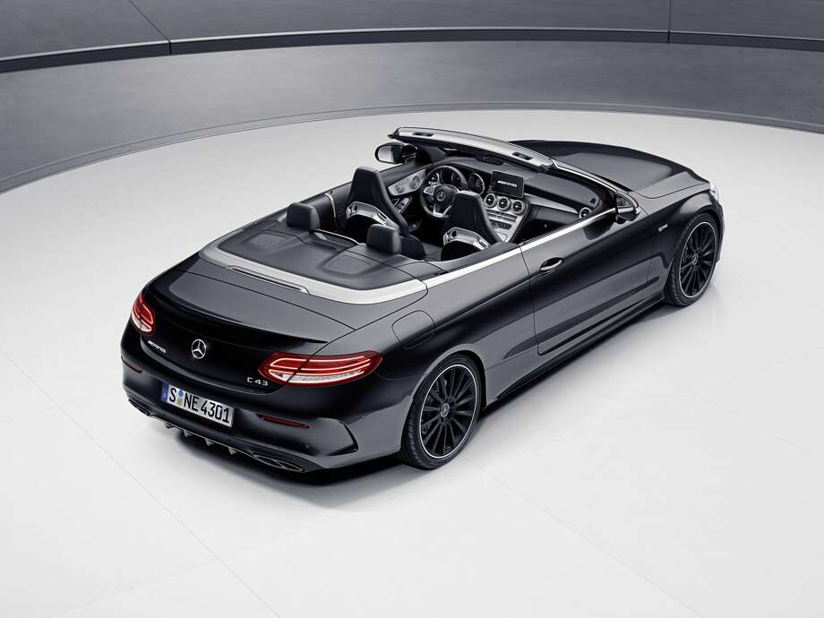 Mercedes amg brings out 3 new models to celebrate racing for New mercedes benz model