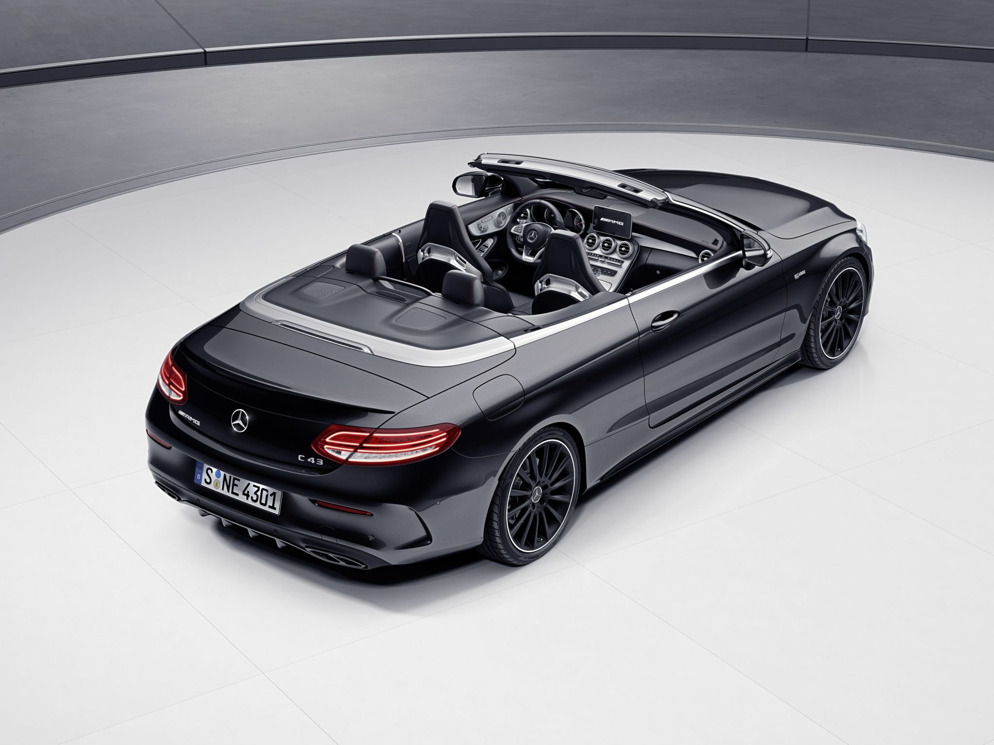 Mercedes-AMG brings out 3 new models to celebrate racing company's 50 years