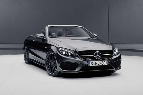 2018 Mercedes-AMG C43 Cabriolet with AMG Performance Studio Package (European model shown)