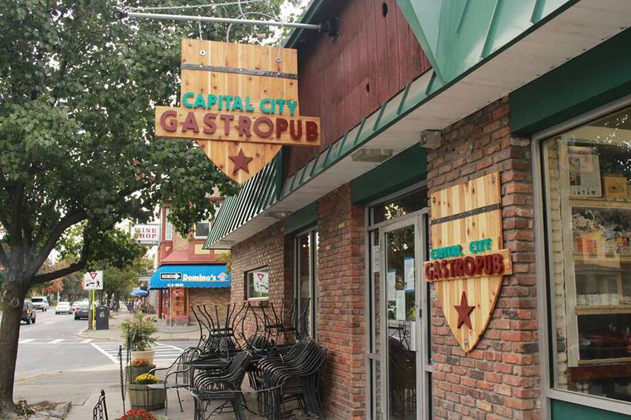 Capital City Gastropub in Albany is closing as of Sunday. Photo: Capital City Gastropub