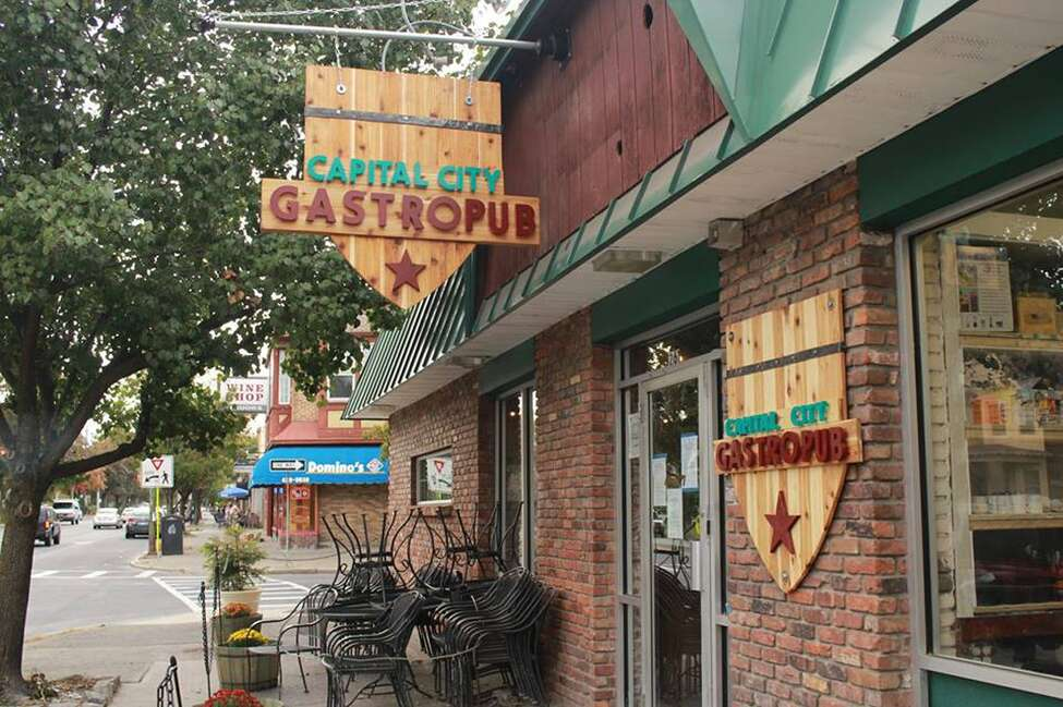 Capital City Gastropub in Albany is closing as of Sunday.