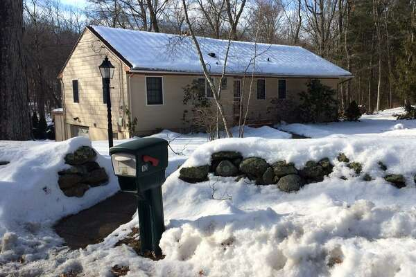 This is the house at 12 Old Town Road in Seymour, Connecticut. where a body was found on Friday, February 17, 2017. Police have identified a man whose body was found outside a house on Old Town Road as Leonard Cirino.