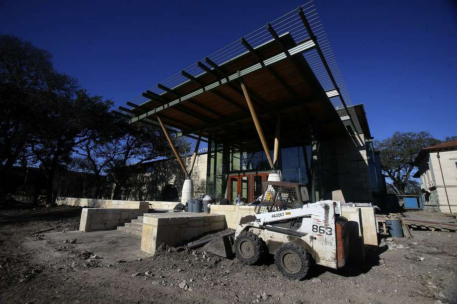 Renovations and construction are wrapping up at the new Witte Museum, which will open March 4. Photo: John Davenport /San Antonio Express-News / ©San Antonio Express-News/John Davenport