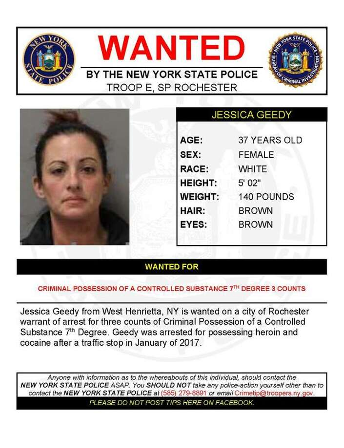 Jessica Geedy  (State Police image)