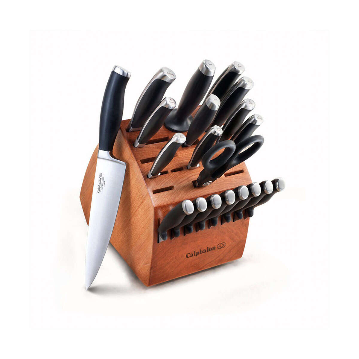 Kitchenware maker Calphalon is recalling about 2 million knives over fears that blades could break, resulting in injury.