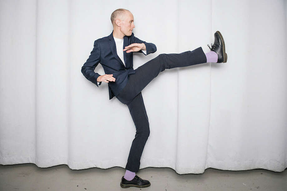 Musician Jens Lekman, 36, isn't quite as playful a songwriter as he used to be, but he still breathes a lightness and sweetness into songs colored by doubt. Photo: Ellika Henrikson / Ellika Henrikson