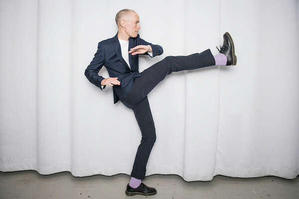 Musician Jens Lekman, 36, isn't quite as playful a songwriter as he used to be, but he still breathes a lightness and sweetness into songs colored by doubt.