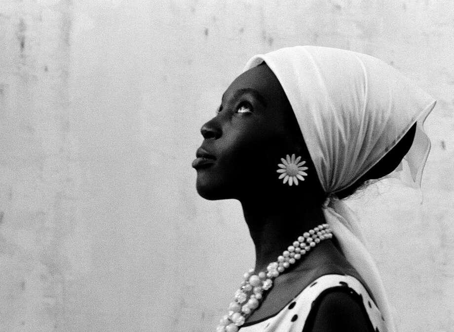 Mbissine Thérèse Diop stars in Ousmane Sembene's