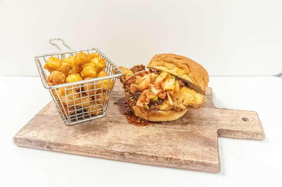 Krisp Bird & Batter, a fast-casual fried chicken concept from chef Ben McPherson, will open soon at 5922 Richmond. Photo: Krisp