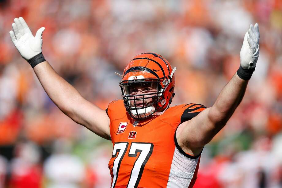 Veteran tackle Andrew Whitworth could be a great fit for a Seahawks team that could use an upgrade at the position this offseason. Check out Whitworth and the rest of the league's top 2017 unrestricted free agents in the following gallery. Photo: Joe Robbins/Getty Images