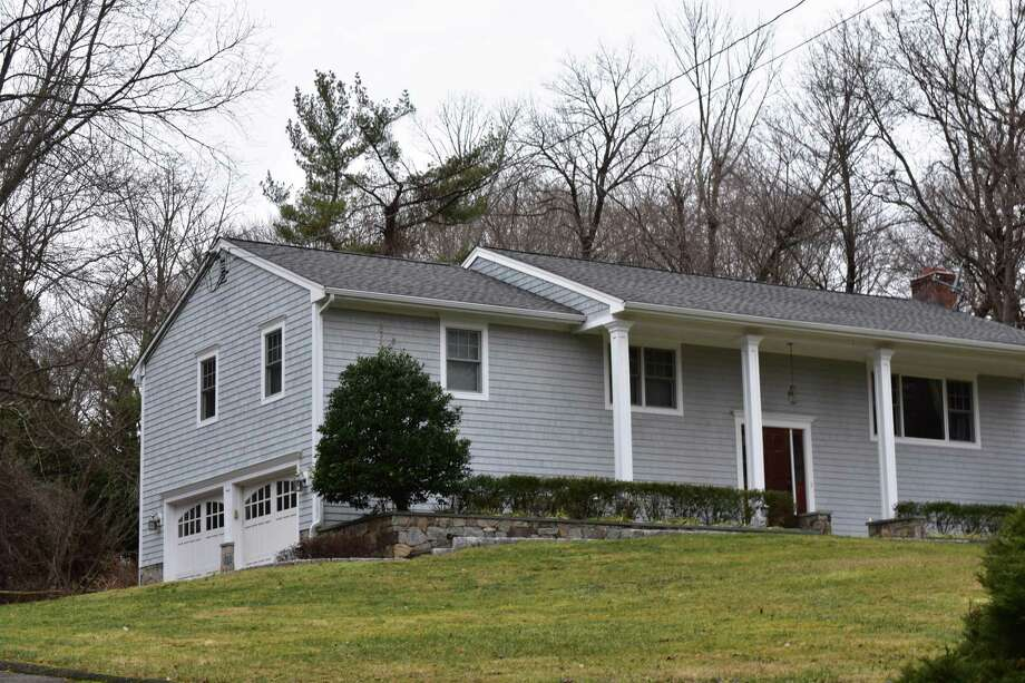 A house on Wild Goose Lane in Norwalk, Conn., which sold for $580,000 in mid-January 2017. Connecticut saw a 14 percent jump in home sales in January, according to the Connecticut Association of Realtors, easily besting regional and national figures. Photo: /