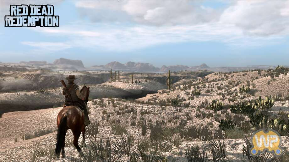 Red Dead Redemption kicks off the 15 million sellers club. The best way to describe it is Grand Theft Auto in the Wild West. Grand Theft Stagecoach? Photo: Rockstar