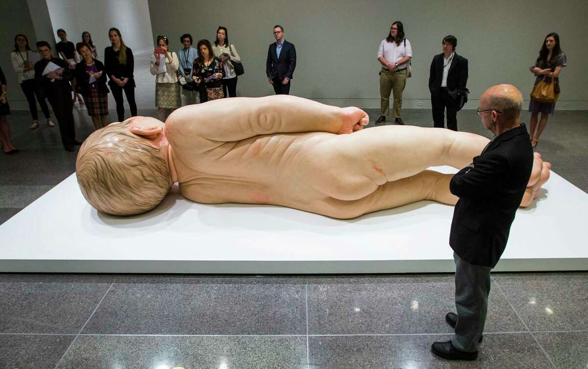 Ron Mueck's
