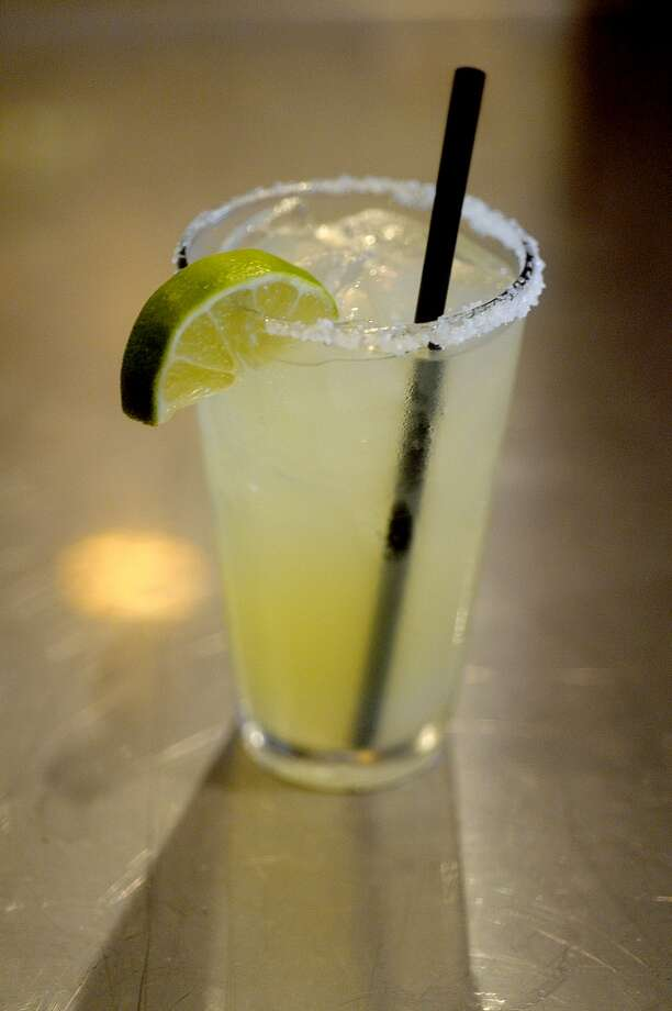 Pictured is a  margarita at Bar Local. She is also a server at Madison's on Dowlen. Photo taken Wednesday, September 21, 2016 Kim Brent/The Enterprise Photo: Kim Brent, Kim Brent/The Enterprise