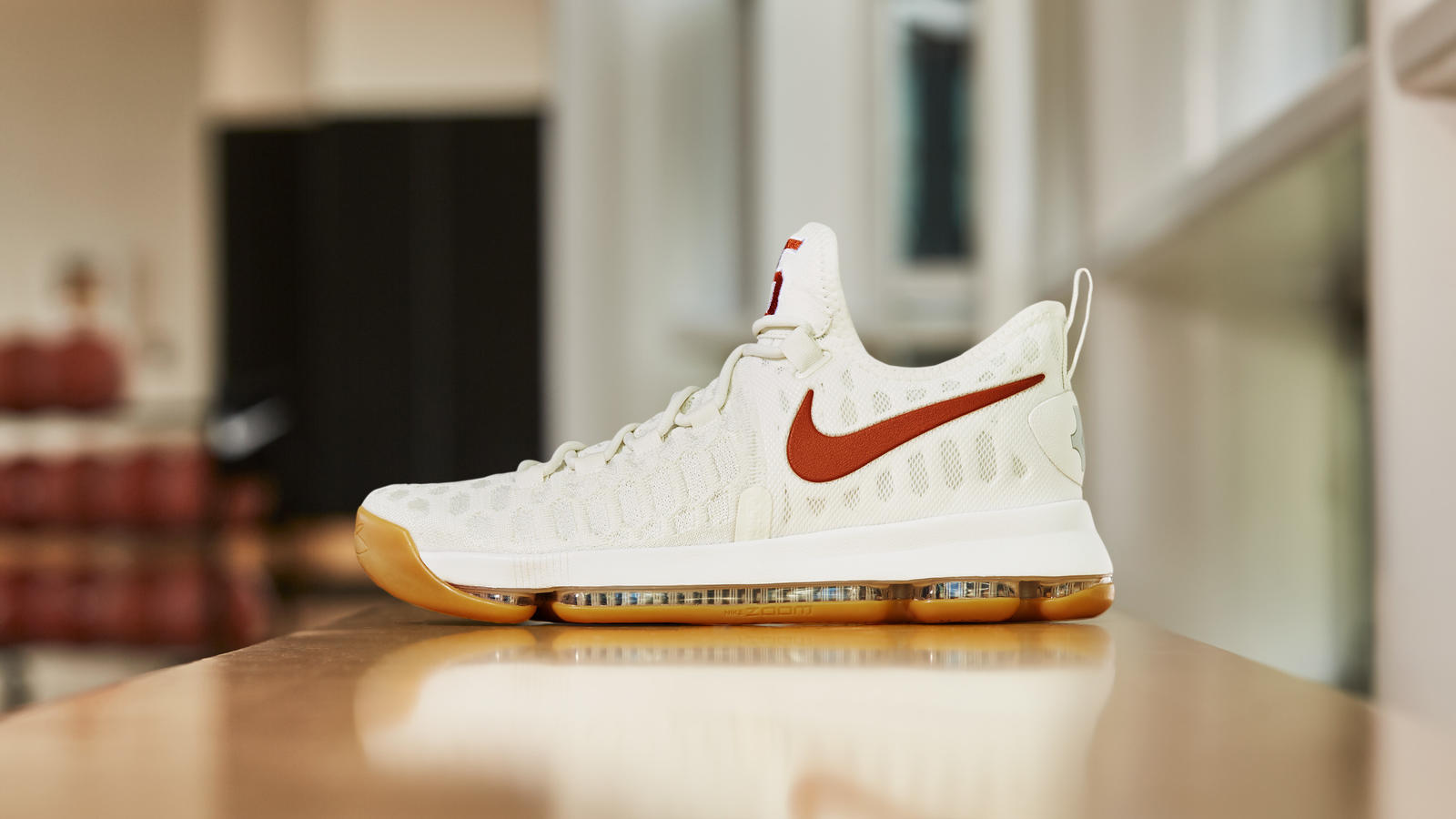 be41b062e9ee Kevin Durant reveals Longhorns version of his Nike - Houston Chronicle