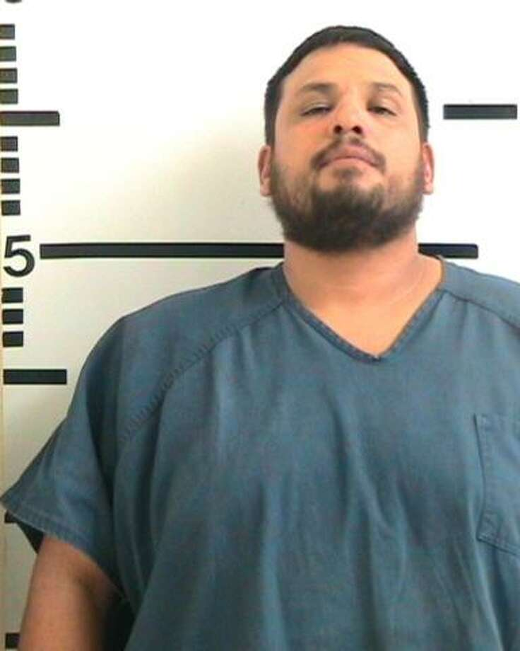 Eric G. Fabro, 42, is accused of fatally stabbing his ex-girlfriend Melissa A. Arreola. Photo: COURTESY / Kerr County Sheriff's Office / PHOTO COURTESY OF KERR COUNTY SHERIFF