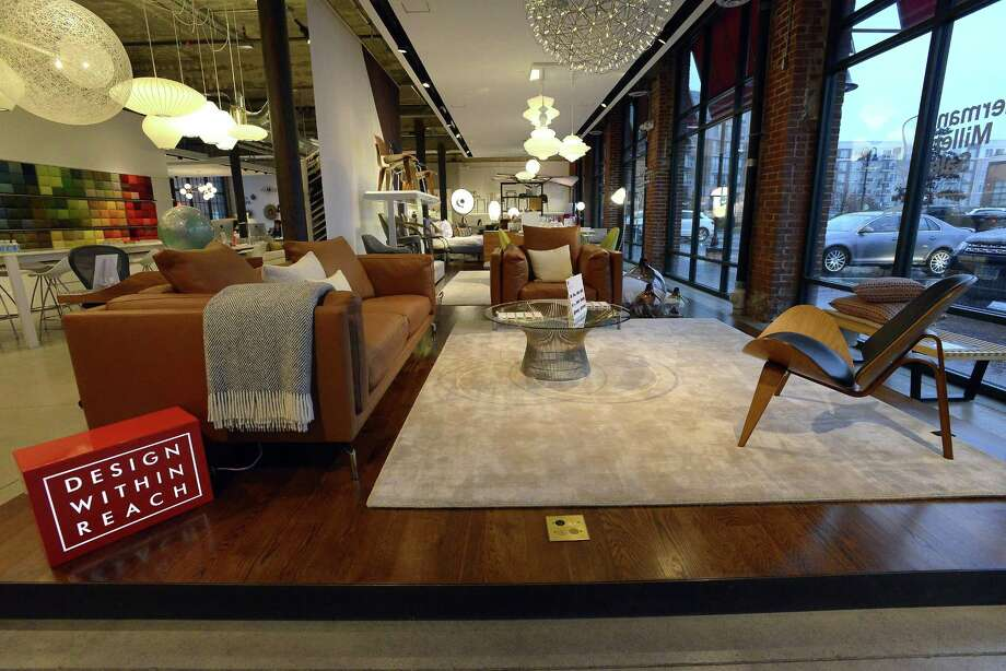 Mod Furnishings Store Opens In Historic Westport Building