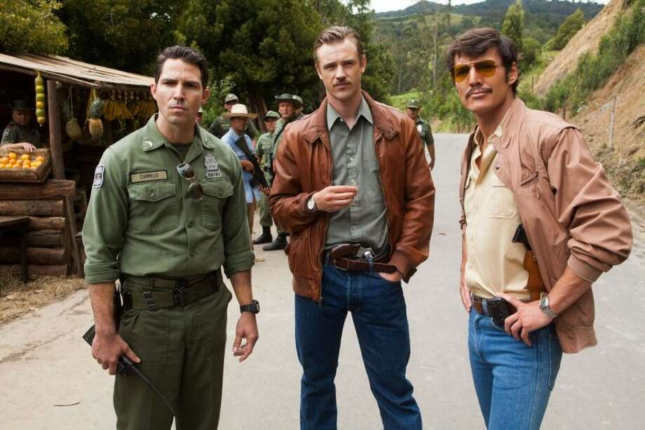 "#4. ""Narcos""Smart Rating: 87.18Premiere: August 28, 2015Status: Renewed for seasons 3 and 4Netflix takes on the infamous Medellín drug cartel in ""Narcos,"" which follows the rise and fall of Colombian kingpin Pablo Escobar and the Drug Enforcement Agency agents hunting him. The story is told largely from the points of view of Escobar, played by Brazilian actor Wagner Moura, and U.S. DEA Agent Steve Murphy (Boyd Holbrook), on opposite sides of what would become an all-out war. The gritty drama begins with the early days of the drug battle, when the biggest offenders were ""hippies in flip-flops"" caught with up to a kilo of marijuana, continuing to the violent, bloody battles between members of the cartel peddling tons of kilos of cocaine and drug agents from Colombia, Mexico, and the U.S. -- a struggle estimated to have cost at least 4,000 lives over two decades. Pedro Pascal (""Game of Thrones"") co-stars as Mexican DEA Agent Javier Peña."