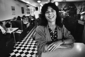 Bette Kroening of Bette's Oceanview Diner in Berkeley September 18, 1991  Photo ran 09/20/1991, P. B3