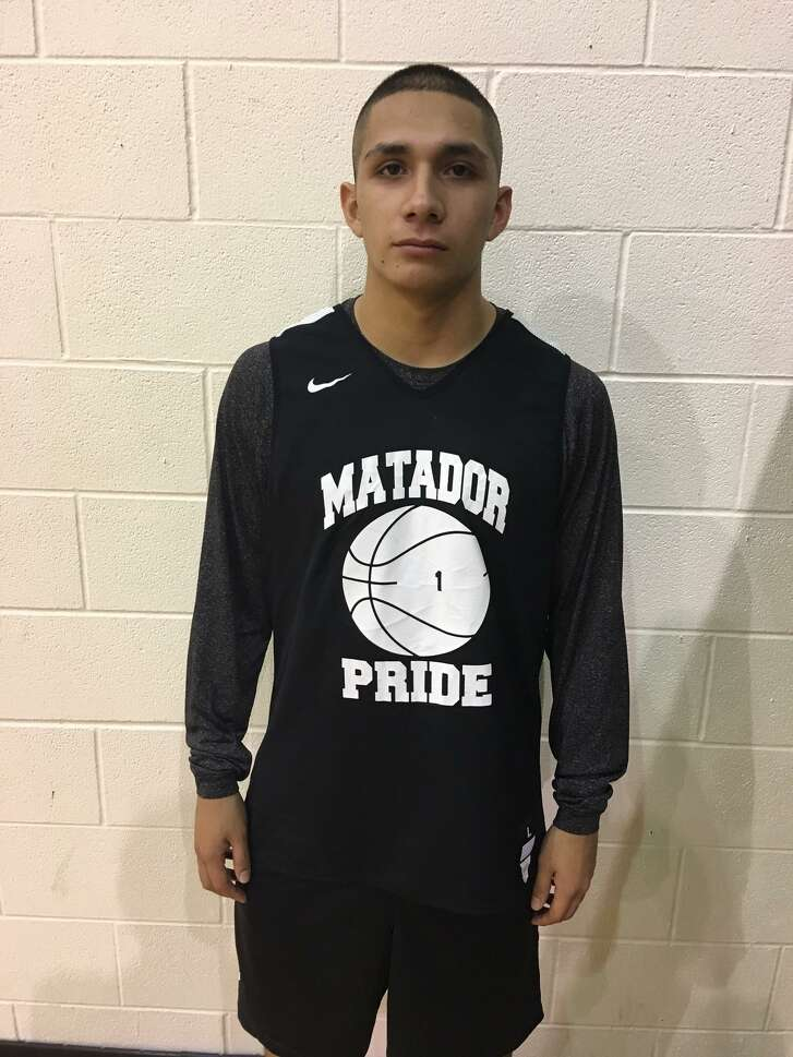 Mark Garcia's shot from beyond half court lifted Seguin to a playoff victory and made ESPN.