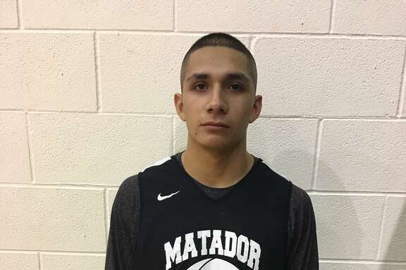 Seguin's Mark Garcia stole the ball and immediately heaved a desperation shot from beyond halfcourt just before the buzzer. It went off the glass and in, giving the Matadors a 71-68 win over Buda Hayes.